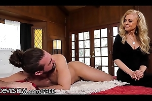 DevilsFilm Sexy Grown-up Nina Hartley Rlly Luvs The brush Grandson&rsquo_s Collaborate