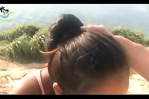 Outdoor blowjob&amp_Sex compilation - Cherry Love - www.pornotravel.tv