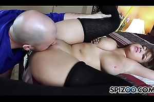 Spizoo - Brazilian Cassidy Banks is punished by a huge cock, big booty &amp_ big boobs