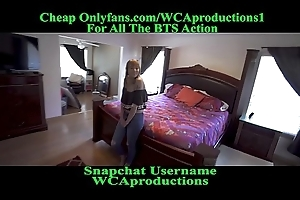 College Suckle Teaches Little Brother Making love Ed Part 4
