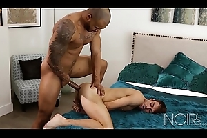 NoirMale Max Adonis Analized By Disastrous Muscle Clog Jason Vario