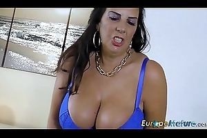EuropeMaturE Mature Just Masturbation Compilation