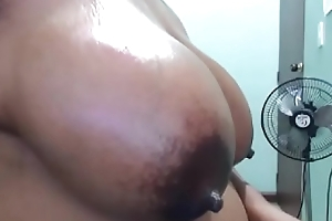 Sprightly mega boobs more than Fatforfuck.com so big