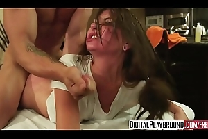 Masseuse (Cassandra Nix) gets punished added to drilled eternal - Digital Playground