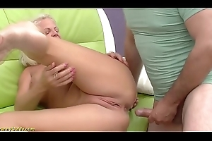 crazy 73 discretion old granny guestimated anal drilled